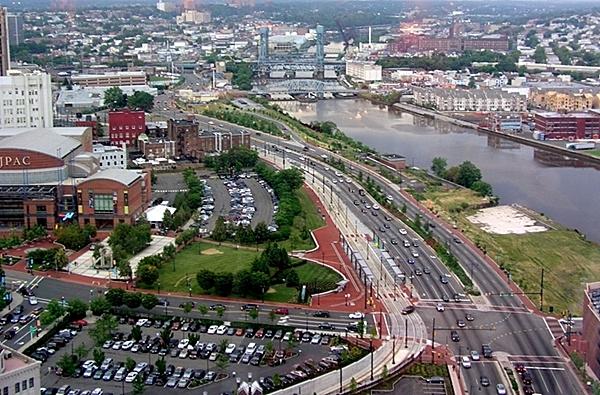 Passaic River Newark